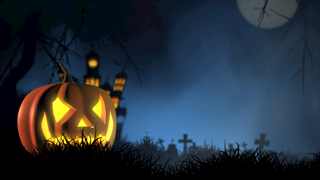 cene con delitto halloween